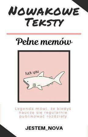 Nowakowe Teksty: Z Bonusem by Jestem_Nova