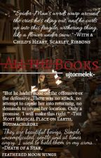 All The Books by wanderingcyansocks