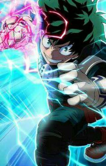 The Flow Of Time (Bnha Fanfiction) Izuku Has A Quirk