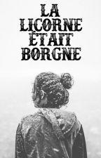 La Licorne était borgne by BerenIllustratrice