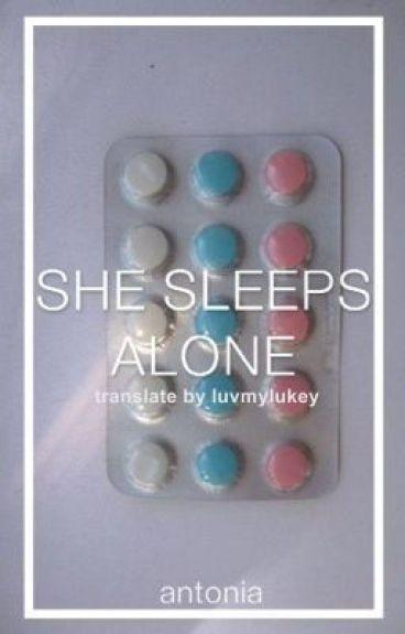 She Sleeps Alone ✖ Hemmings by galaxyhemmo