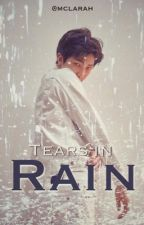 Tears in rain  • Kim Namjoon by mclarah