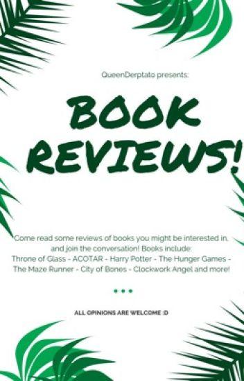 Honest Book Reviews - Madison - Wattpad