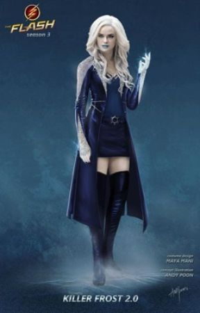 Killer Frost! (Book 2) - The Snow Twins by 10Teamlover