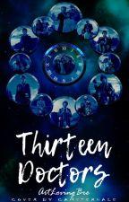 The Thirteen Doctors by artlovingbre