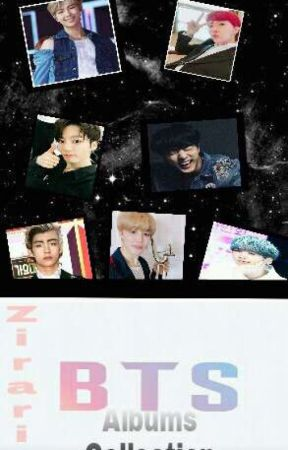 BTS albums collection  by ZIRAriz