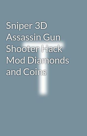 Sniper 3D Assassin Gun Shooter Hack Mod Diamonds and Coins