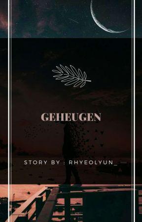 Geheugen by Rhyeolyun_