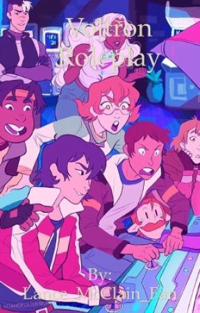 Voltron roleplay  by Lance_McClain_Fan2