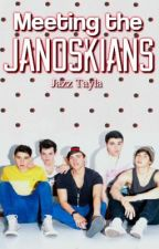 Meeting the Janoskians by JazzTayla