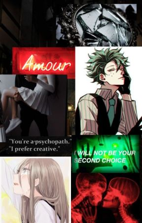 Yandere!Villain!Deku x reader by Doitforfood