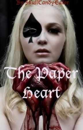 The Paper Heart by skullcandyeater