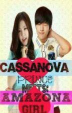 Cassanova Prince Meets The Amazona Girl by KatojiKimika