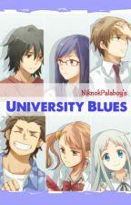 University Blues by NiknokPalaboy