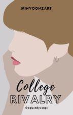 College Rivalry  by minyoonzart
