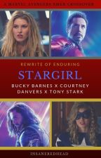 Stargirl (Bucky & Tony) - X-men/Avengers crossover by insaneredhead