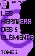 Les Héritiers des 5 éléments, T2. Égalisation by Kitty4M
