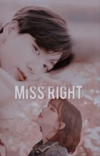 Miss Right [JEON JUNGKOOK] COMPLETA by YalimarYanez