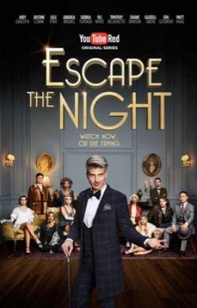 Escape the night  by nikita_dragun
