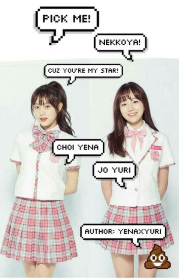 PICK ME! NEKKOYA! - Choi Yena and Jo Yuri - (Produce 48 Love Story