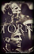 Torn [ Luka Modric x Ivan Rakitic ] by DraxlerBae
