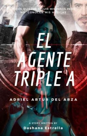 El Agente Triple A by Dashana1994