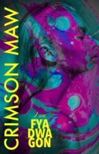 CRIMSON MAW- Afterburn Year One by IamFyaDwagon