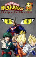 My Hero Academia Super by injustice9970