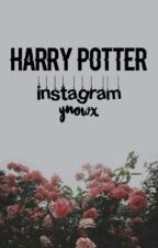 hp instagram ➳ golden trio era by yknowx