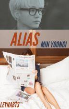 Alias: Min Yoongi by LeynaBTS