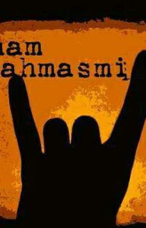 Aham Brahmasmi by ddawn0505