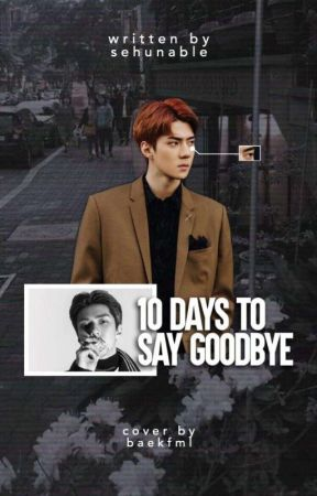 10 Days To Say Goodbye ; OSH by sehunable
