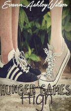 Hunger Games High by EvannAshleyWilson