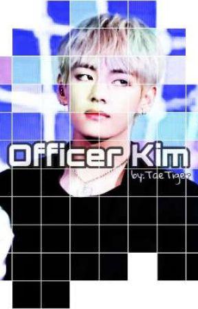 Officer Kim [kth + jjk] by kim_taemvan