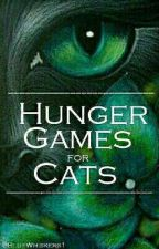 Hunger Games For Cats by BlueWhiskers1