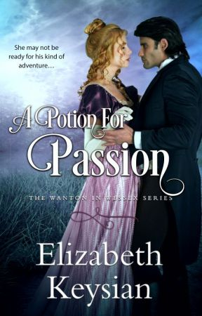 A Potion for Passion- Sample first chapters by LizKeysian1