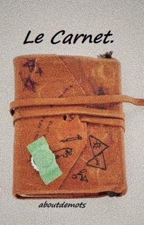 Le carnet || Larry. by aboutdemots