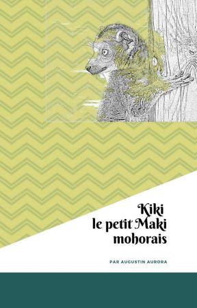 Kiki le petit maki mahorais by AugustinAurora