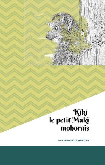 Kiki le petit maki mahorais