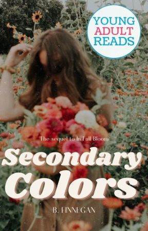 Secondary Colors by notgonnabailyouout