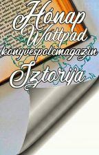 A HÓNAP WATTPAD SZTORIJA by konyvespolcmagazin