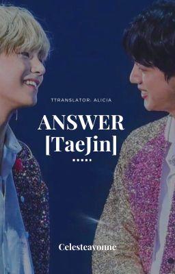 [TaeJin] Answer Seri  Trans 