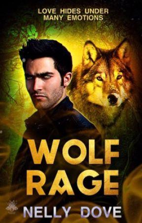 Wolf Rage  by makemebreakme555