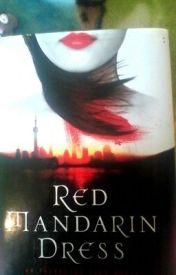 RED MANDARIN DRESS by rainbowpower5311