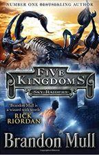 Five Kingdoms [Les pirates du ciel ] TOME 1 by LeeLouwii
