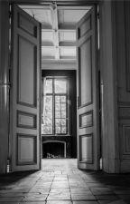 Derrière la porte by Spilli