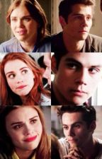 How I want Lydia to realise her feelings for Stiles by shami1412