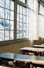 my class and school stuff ⋆ by baozina