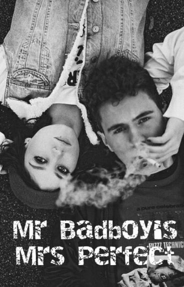 Mr Badboy's Mrs Perfect