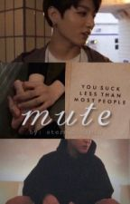 mute || jikook college au by eternal_jimin